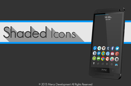Shaded Icons