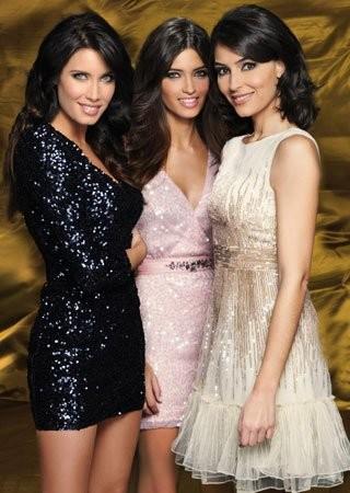 Primeras pistas de los vestidos de Marta Fernández, Pilar Rubio y Sara Carbonero en nochevieja