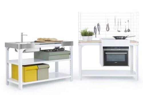Una cocina en dos m dulos de naber - Modulos de cocina ...