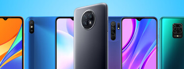 The Xiaomi Redmi 9 range does not stop growing: there are eight with the Redmi Note 9T and Redmi 9T, so they are in front of their brothers