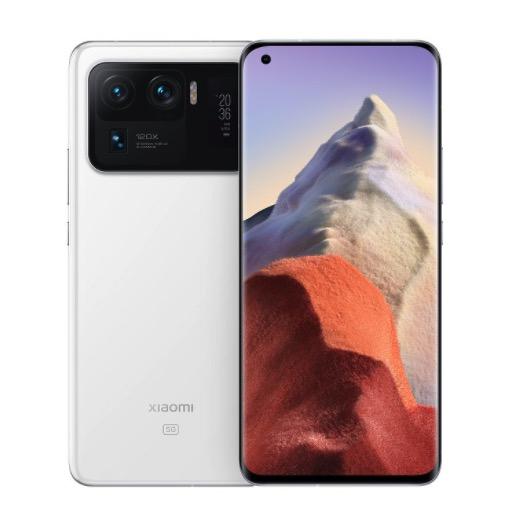 Xiaomi Mi 11 Ultra<br>12 GB+256 GB, Blanco cerámico