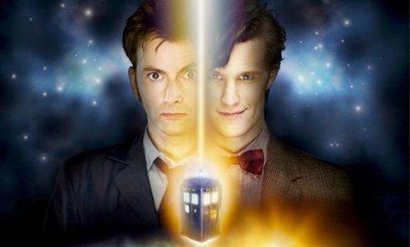 Doctor Who: protagonista de Doctor Who