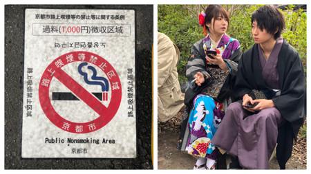 Fumadores Japon