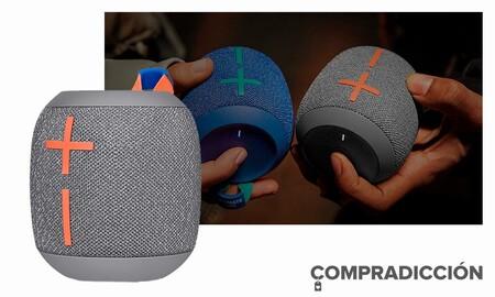 Este altavoz Bluetooth portátil Ultimate Ears Wonderboom 2 cuesta ahora 40 euros menos en Amazon