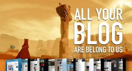 Esas inolvidables GameJams, Cazafantasmas y creer en los videojuegos. All Your Blog Are Belong To Us (CCLV)
