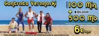 Nueva tarifa Veranoski de Eroski regala 500 MB con consumo mínimo de 6 euros