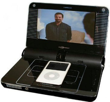 Sonic Impact K1, para aumentar la pantalla de tu iPod 5G