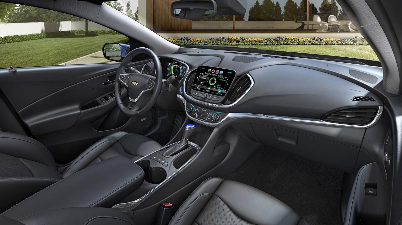 Foto de Chevrolet Volts 2016 (1/5)