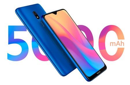 El Redmi 8A de Xiaomi, un smartphone con una autonomía brutal, está hoy a precio de escándalo con este cupón de descuento: 89,99 euros