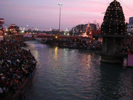 Caminos de India: de Haridwar a Rishikech
