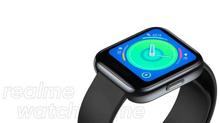 Realme Watch: el primer smartwatch de la marca tiene pantalla a color y promete hasta nueve días de autonomía a precio reducido