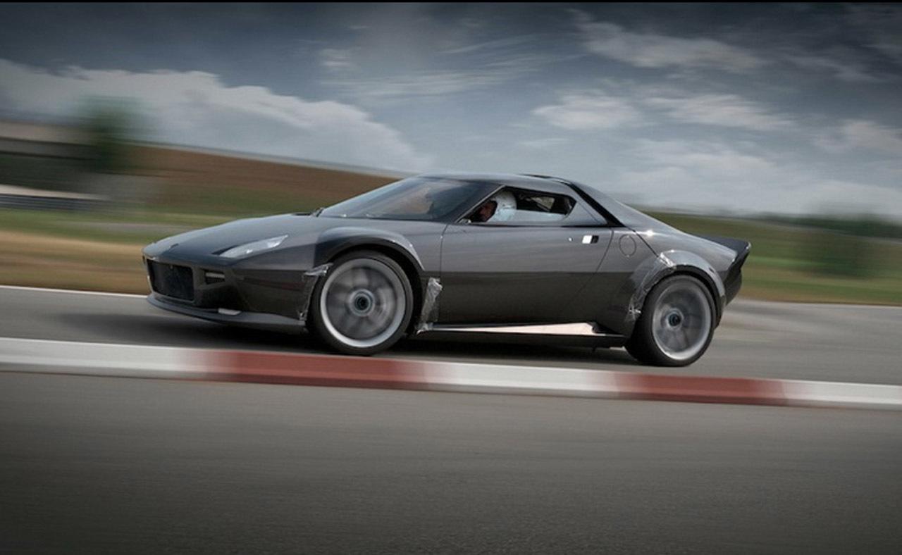 Foto de Primeras fotografías del nuevo Lancia Stratos (1/5)