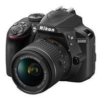 Para regalar una reflex estas navidades, MediaMarkt te deja la Nikon D3400 con 18-55mm por sólo 399 euros