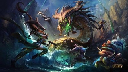 League of Legends: Los cambios al Dragón Anciano funcionan, pero los del Nashor no tanto