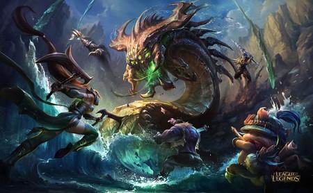 League of Legends: Los cambios al Dragón Anciano funcionan, pero los del Nashor no tanto