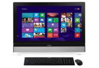 MSI lanza un nuevo todo en uno con Windows 8