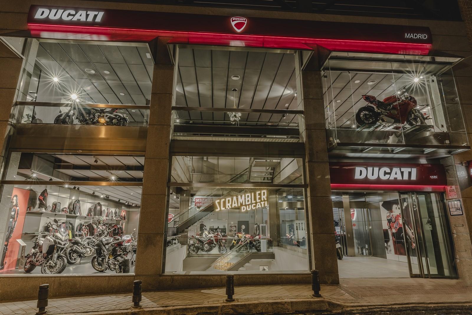 Foto de Ducati Madrid (4/9)