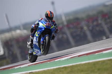 Álex Rins es el nuevo sheriff de Austin y amenaza al tranquilo pueblo de MotoGP
