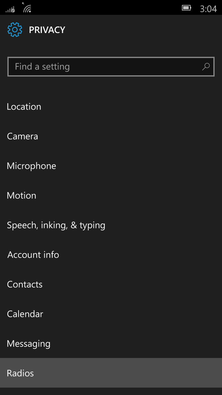 Foto de Windows 10 Mobile build 10136 (60/92)
