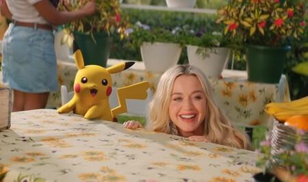 """Ya puedes escuchar """"Electric"""", la nueva canción de Katy Perry con motivo del 25 aniversario de Pokémon"""
