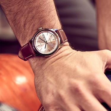 Mid Century, el nuevo reloj de Timex y Todd Snyder es todo una joya para los amantes de los relojes retro