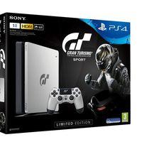 PlayStation 4 Slim de 1TB, edición limitada Gran Turismo Sport, por sólo 271 euros con este cupón