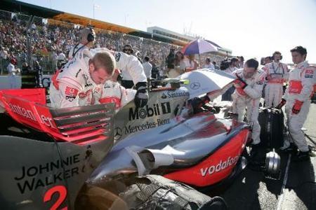 La FIA quiere igualar los motores