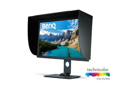 BenQ lanza al mercado el BenQ SW320, un monitor pensado para profesionales de la imagen