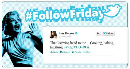 #FollowFriday: Entre Acción de Gracias y mucha comida