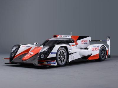 Toyota presenta sus nuevos colores de guerra para competición