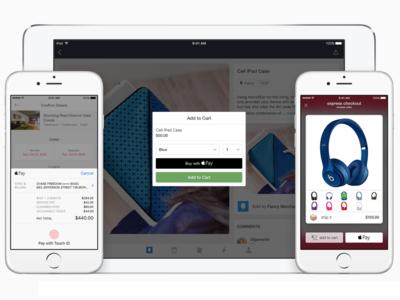 Apple podría anunciar Apple Pay para páginas web durante esta WWDC