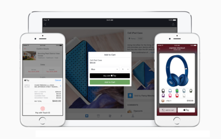 Apple podría anunciar Apple Pay para páginas web durante esta WWDC
