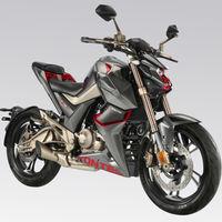 Zontes venderá en España una naked de 125 cc montada sobre la plataforma de la Zontes R-310 y por menos de 3.000 euros