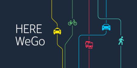 Here WeGo, la nueva aplicación multipropósito. ¿Es suficiente para competir con Google Maps?