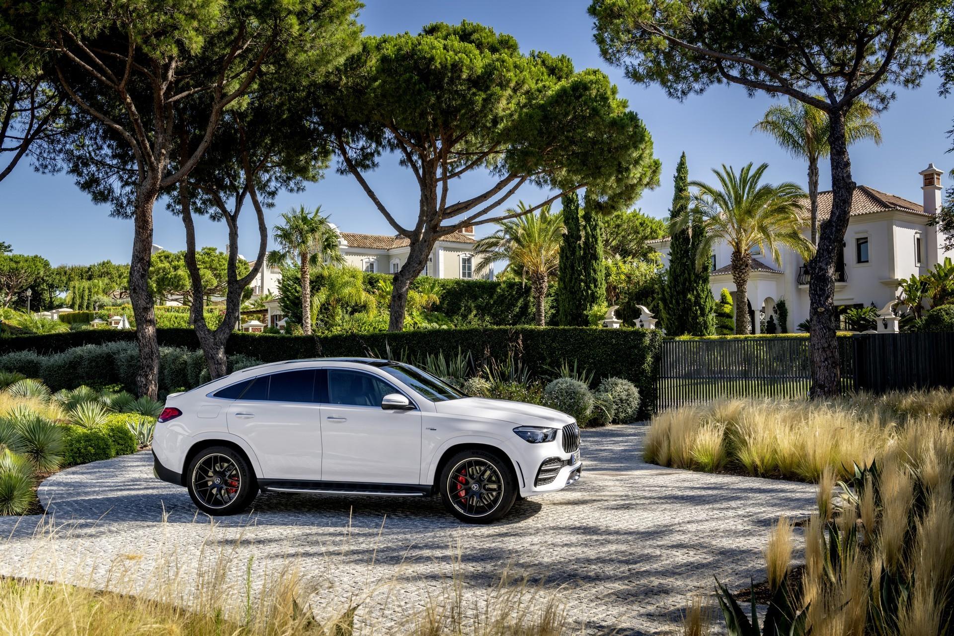 Foto de Mercedes-Benz GLE Coupé 2020 (19/52)