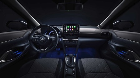 Toyota New Yaris Cross Interior 2