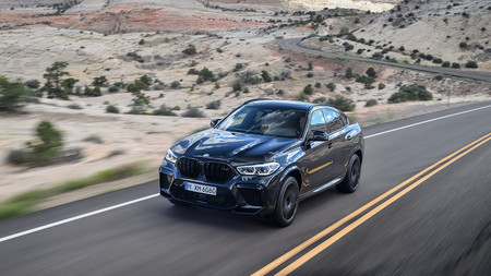 BMW X6 M y X6 M Competition 2020