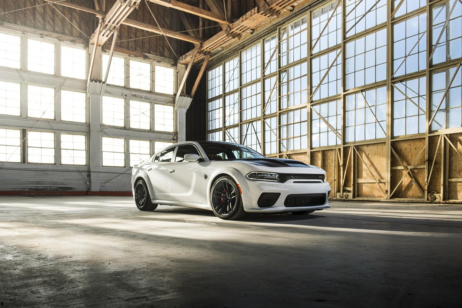 Foto de Dodge Charger SRT Hellcat Redeye 2021 (19/49)