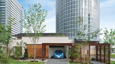 Nissan presenta el sistema Leaf-to-home, para usar la electricidad del coche en casa