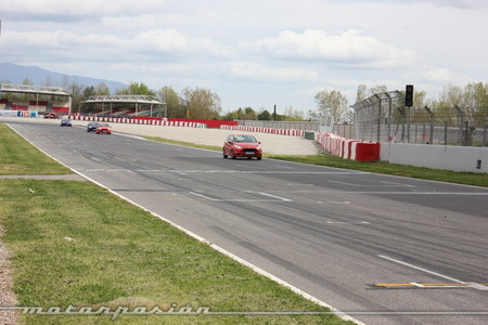 Ford Fiesta ST 2013, Circuit de Catalunya