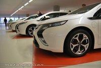 Opel Ampera, presentación y prueba en Holanda (parte 3)