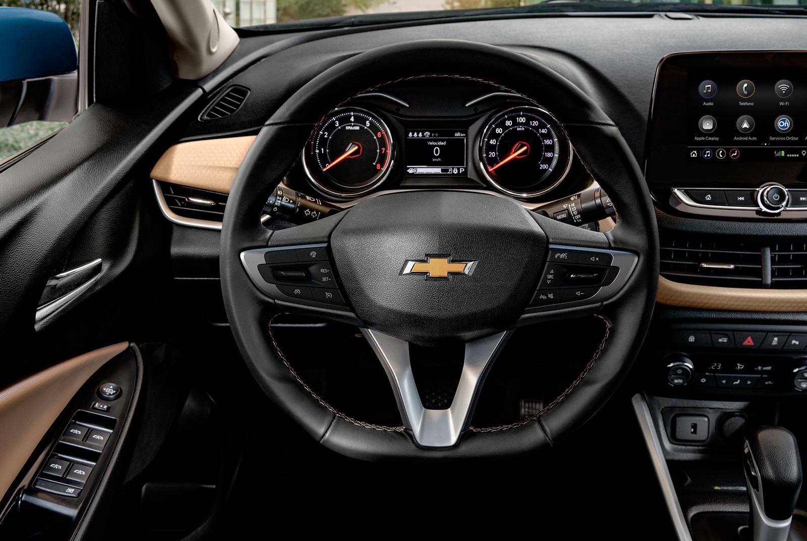 Foto de Chevrolet Onix (10/13)