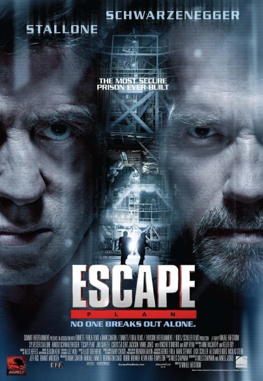 Carteles de la película 'Plan de escape'