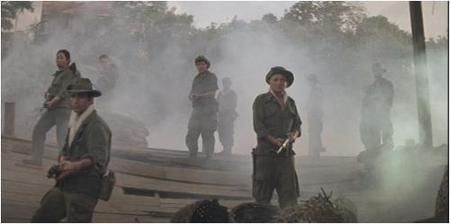 'Apocalypse Now', la plantación francesa
