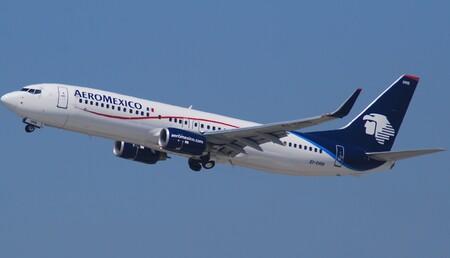 Aeromexico 737 800 2815370343