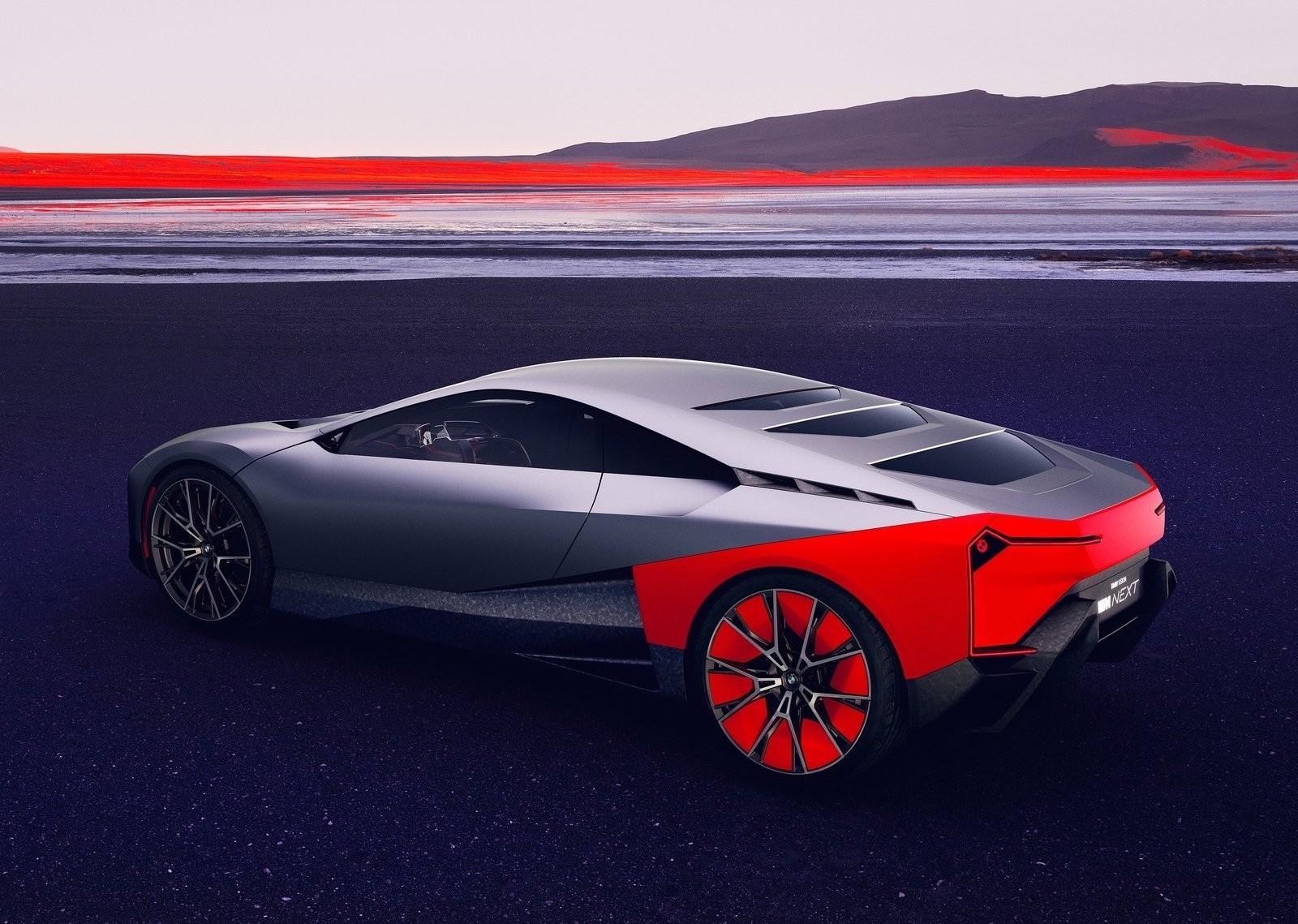 Foto de BMW Vision M Next Concept (7/25)