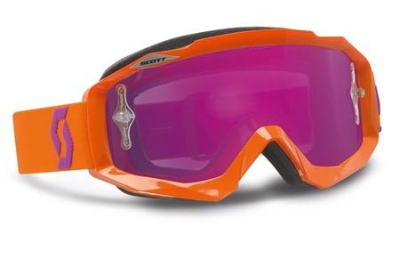 Scott presenta las coloristas gafas Hustle MX Oxide