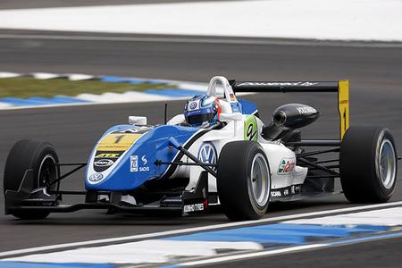 Un test con Ferrari será el premio para el ganador del Campeonato de Europa de Fórmula 3