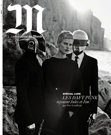 ¿El mejor complemento de moda? Daft Punk