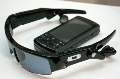 Toshiba 911T con gafas Oakley Bluetooth